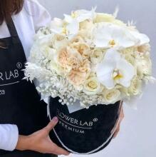 Коробка «Орхидея»
