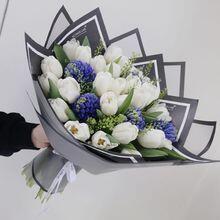 Букет тюльпанов «Стелла»