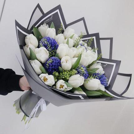 """Букет тюльпанов """"Стелла"""""""