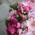 Цветы в коробке «Виктория»